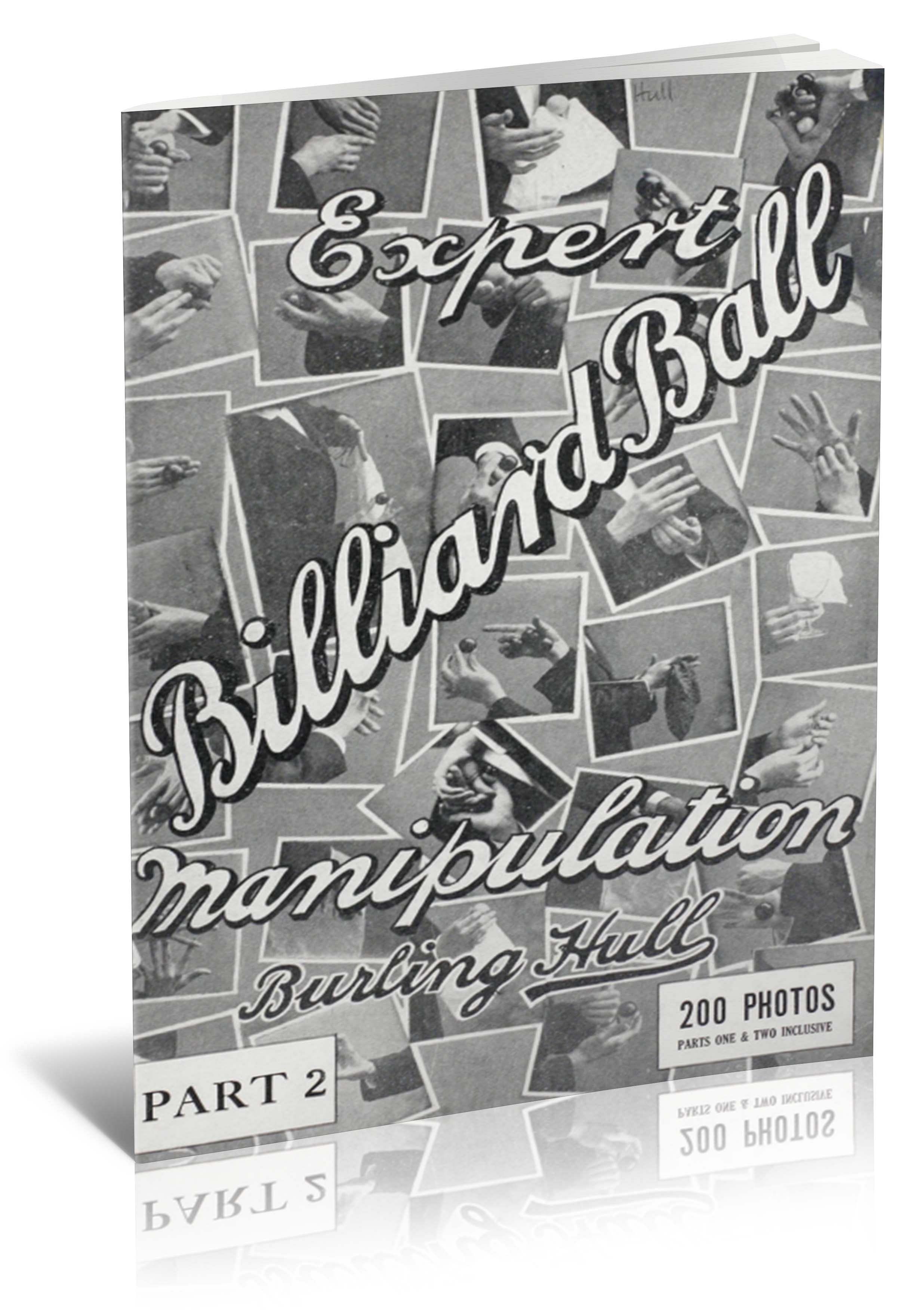 Expert Billiard Ball Manipulation 2 - magic