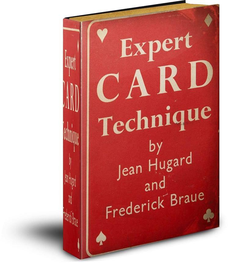 Expert Card Technique – Third Edition - magic