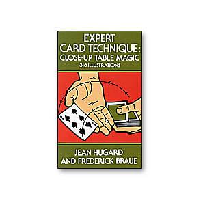 Expert Card Technique - magic