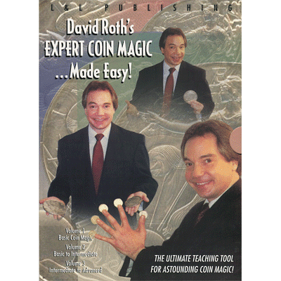 Expert Coin Magic Made Easy (Download) - magic