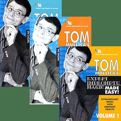 Expert Impromptu Magic Made Easy - Volumes 1-3 - magic