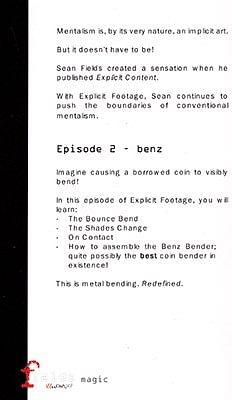 Explicit Footage: Benz