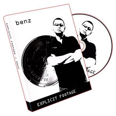 Explicit Footage: Benz - magic