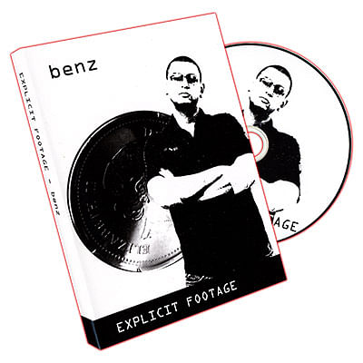 Explicit Footage: Benz - magic