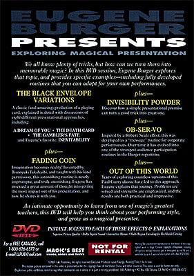 Exploring Magical Presentations