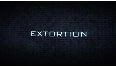 Extortion - magic