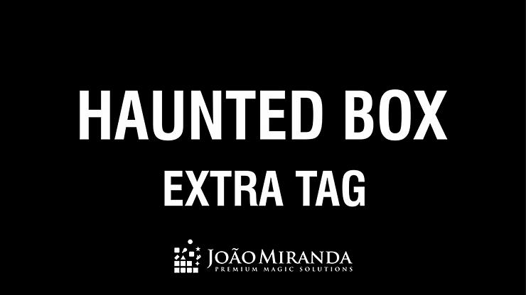 Extra Tag for Haunted Box - magic