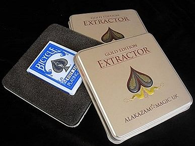 Extractor Gold Edition (Blue) - magic