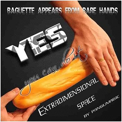 Extradimensional space - magic