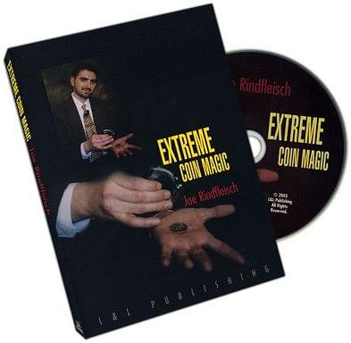 Extreme Coin Magic - magic