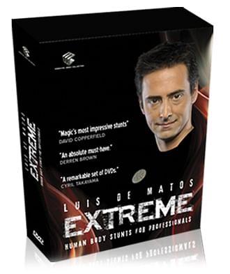 Extreme Human Body Stunts - magic