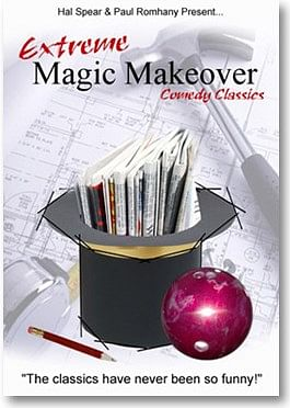 Extreme Magic Makeover - magic