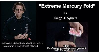 Extreme Mercury Fold - magic