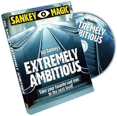 Extremely Ambitious - magic