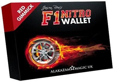 F1 Nitro Wallet Red - magic
