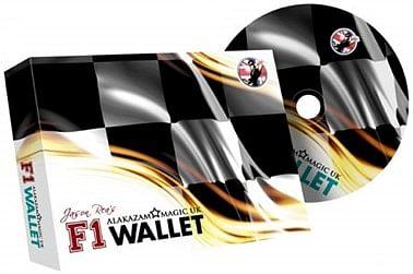 F1 Wallet - magic