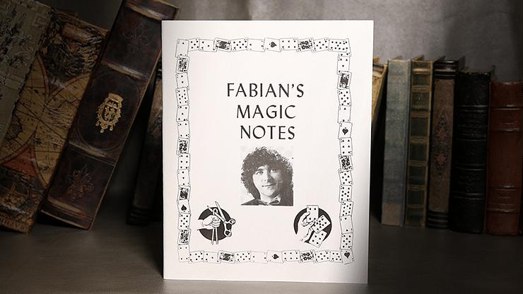 Fabian's Magic Notes - magic