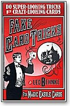 Fake Card Tricks - magic