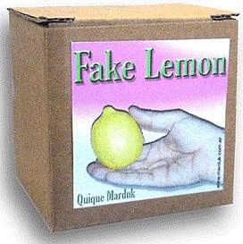 Fake Lemon