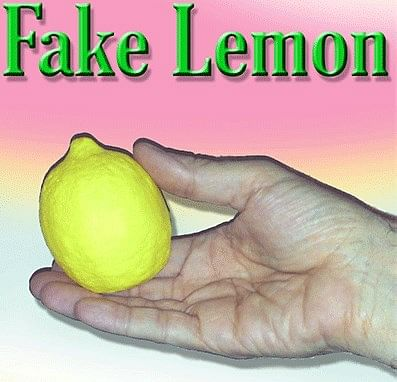 Fake Lemon - magic