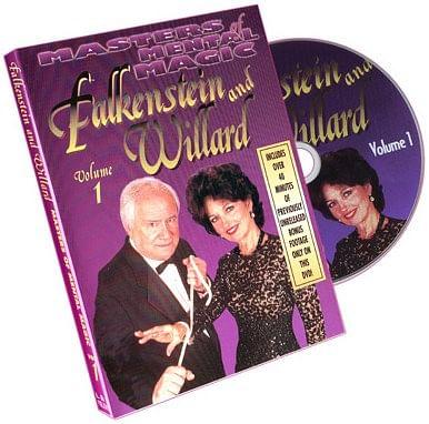 Falkenstein and Willard: Masters of Mental Magic Volume 1 - magic