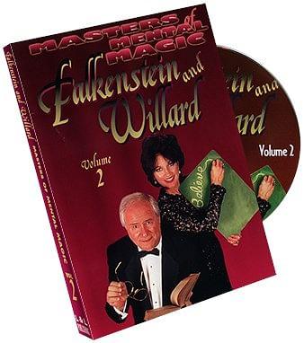 Falkenstein and Willard: Masters of Mental Magic Volume 2 - magic