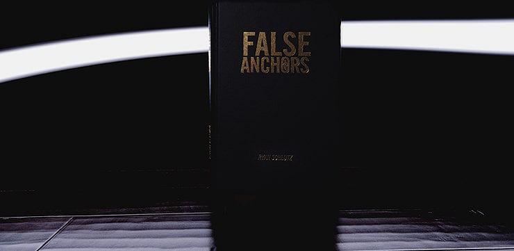 False Anchors (Book + Gimmick)  - magic