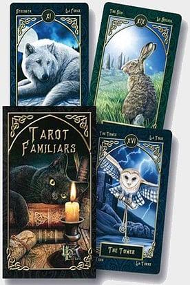Familiars Tarot Cards