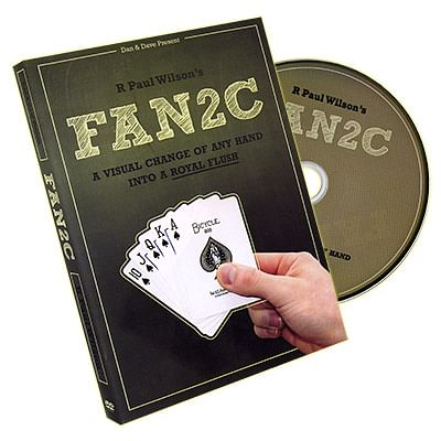 Fan2c DVD - magic