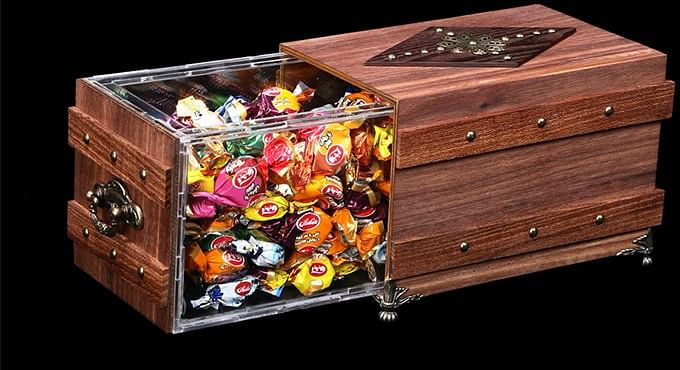 Fancy Trick Box