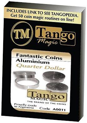 Fantasic Coins Quarter Dollar Aluminum - magic