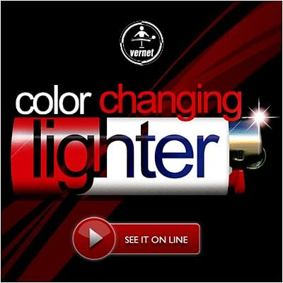 Fantasio Color Changing Lighter - magic