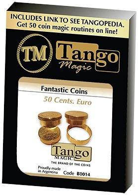 Fantastic Coins 50 cent Euro - magic