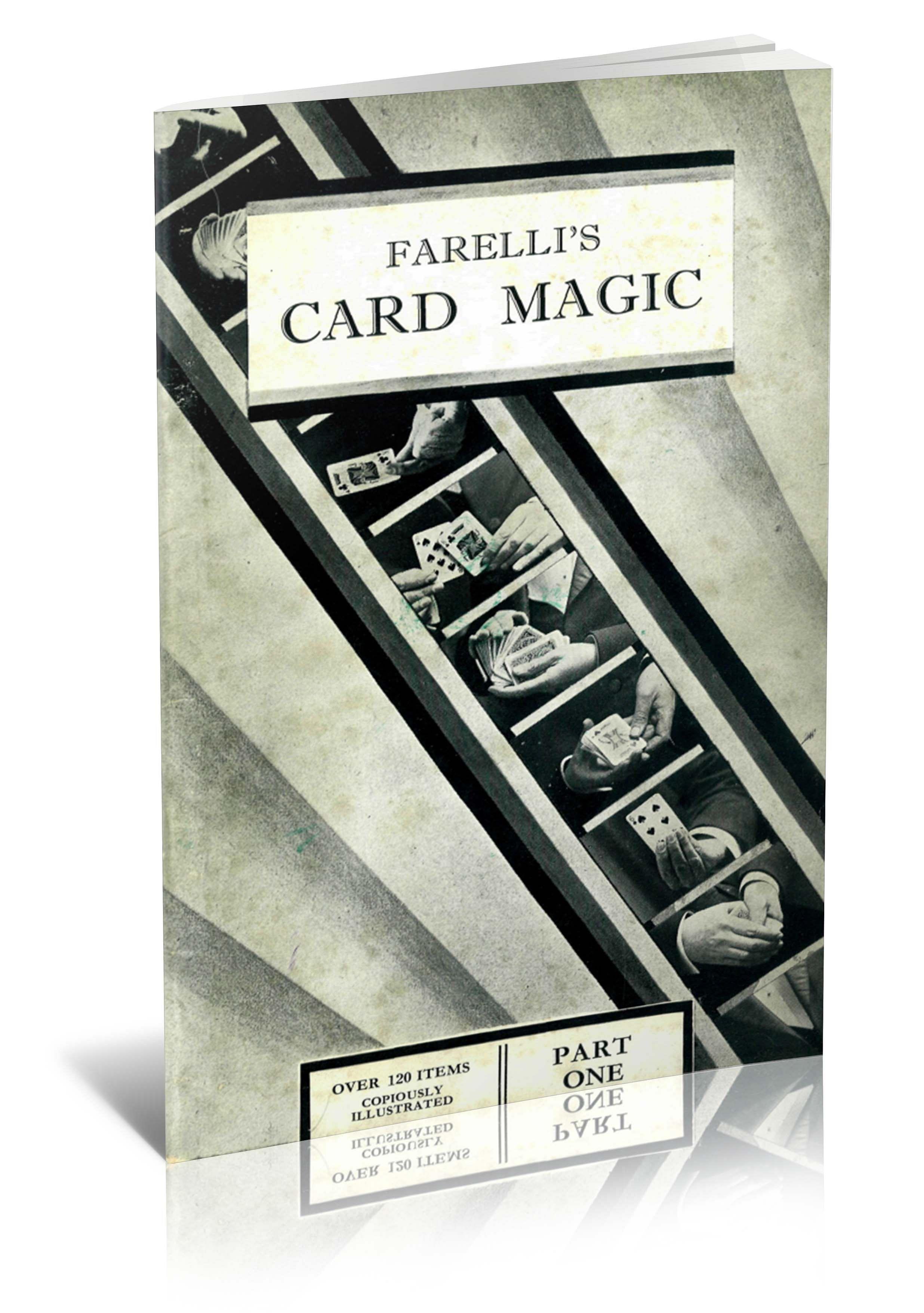 Farelli's Card Magic Part One & Two - magic