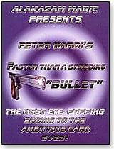 Faster Than a Speeding Bullet - magic