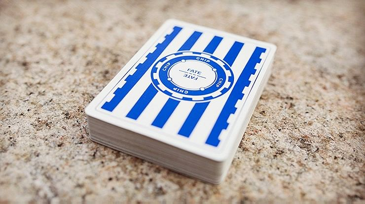 Fate Chip Playing Cards - magic