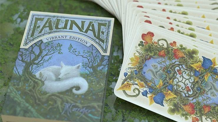 Faunae Playing Cards - magic