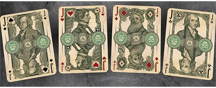 Federal 52 Playing Cards (Second Edition)
