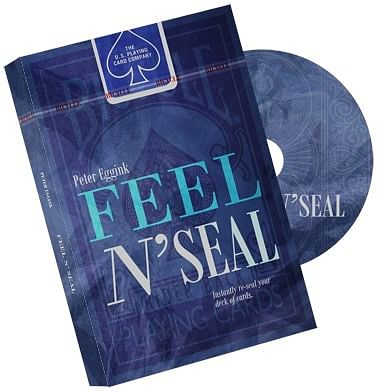 Feel N' Seal Blue - magic