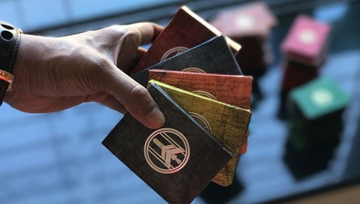 FIBER BOARDS Cardistry Trainers