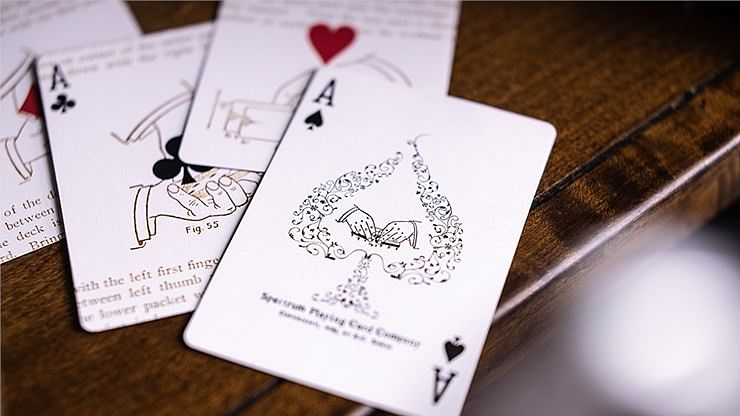 Fig. 25 Standard Edition Playing Cards