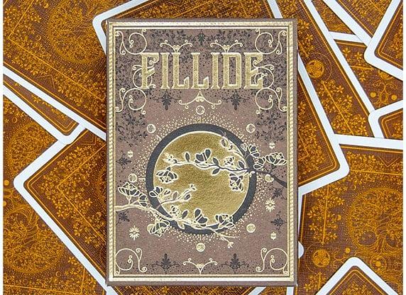 Fillide: A Sicilian Folk Tale Playing Cards