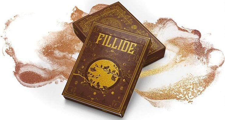 Fillide: A Sicilian Folk Tale Playing Cards - magic