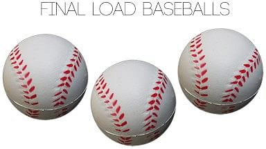 "Final Load Base Balls 2.5""  - magic"