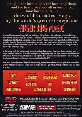 World's Greatest Magic - Finger Ring Magic