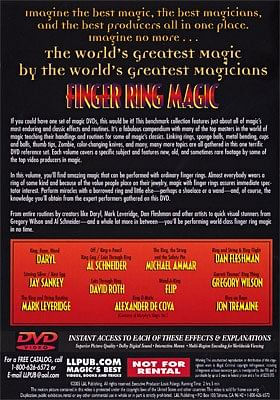 World's Greatest Magic - Finger Ring Magic