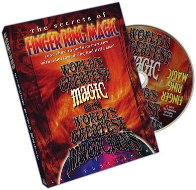 World's Greatest Magic - Finger Ring Magic - magic