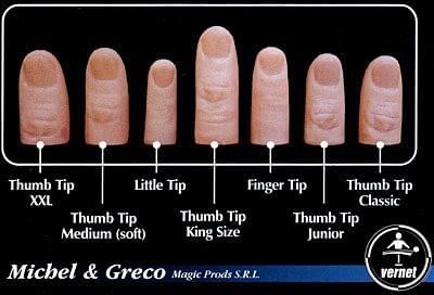 Finger Tip Set