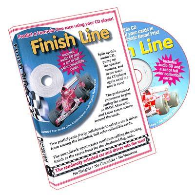 Finish Line - magic