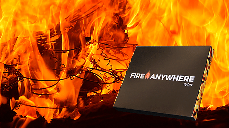 Fire Anywhere